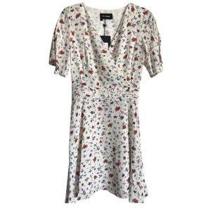 NEW The Kooples silk dress